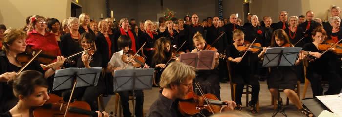 Foto: Angela Geiger - 18. Juni, Konzert der Verschwisterung, Eglise Saint-Joseph